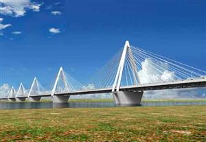 Dự án đường nối sân bay Nội Bài-cầu Nhật Tân